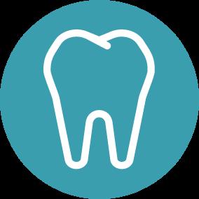 Ícone Erupção dentária| TYLENOL®