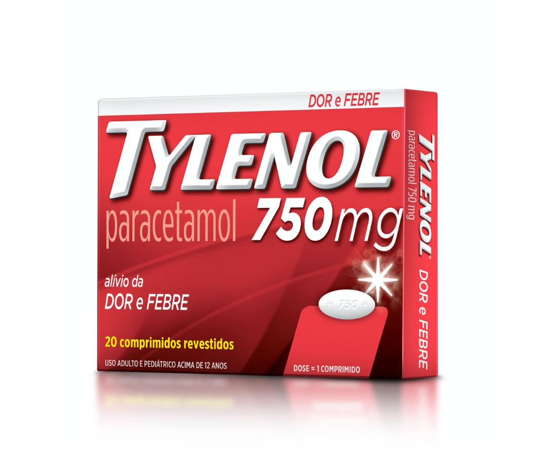 TYLENOL® 750mg | TYLENOL®