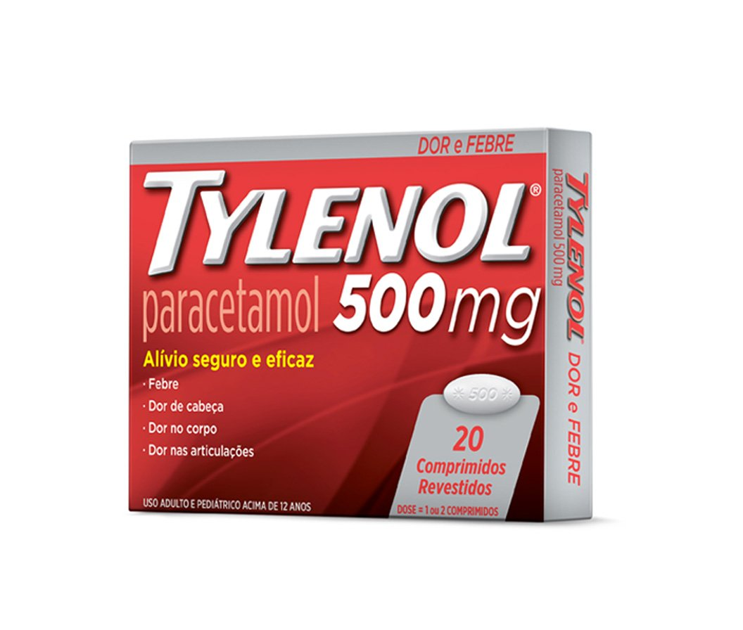 TYLENOL® 500 mg