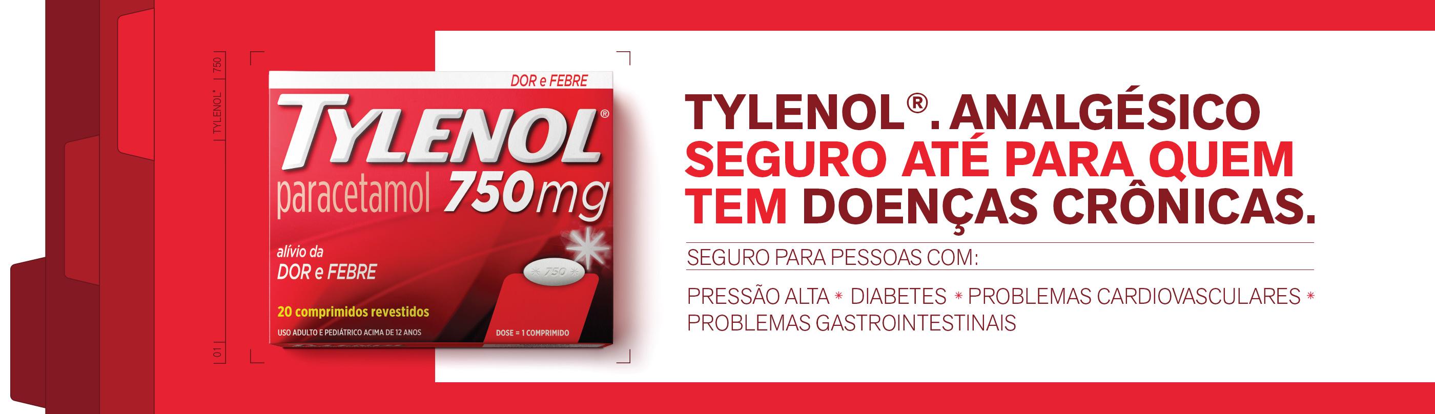 Banner Tylenol