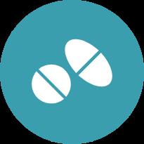 Ícone Dosagem para adultos | TYLENOL®