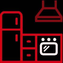 Ícone de cozinha | TYLENOL®
