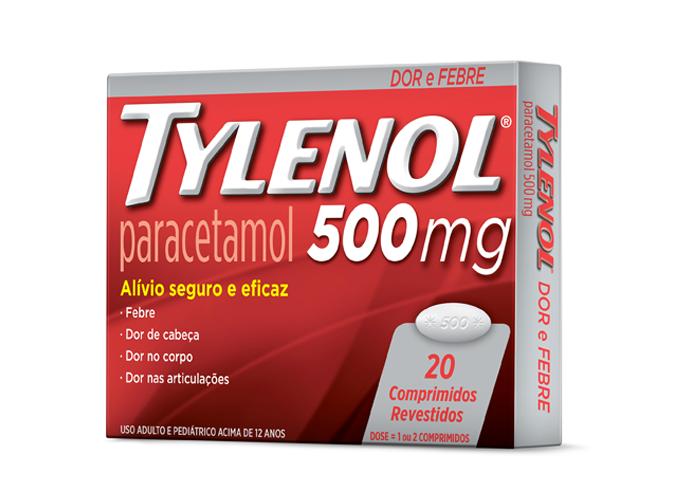 TYLENOL® 500mg
