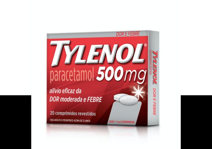 TYLENOL® 500mg | TYLENOL®
