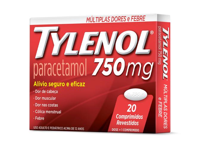TYLENOL® 750mg